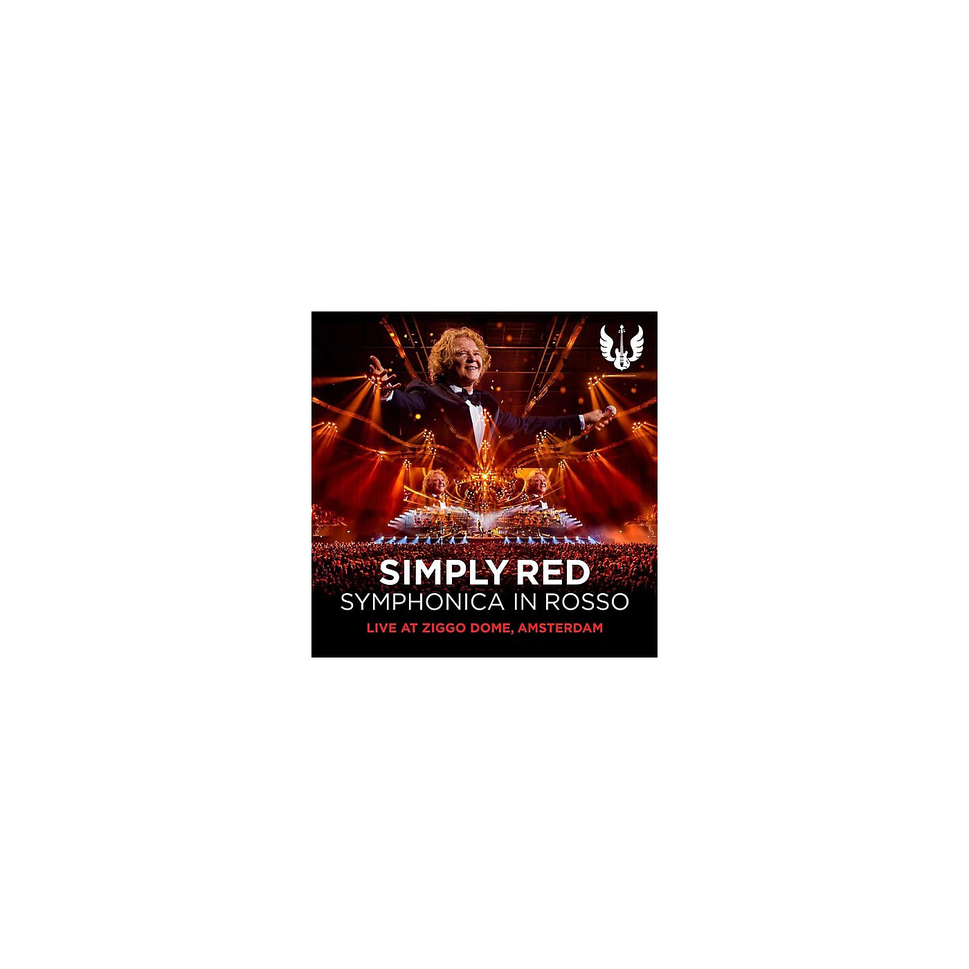 Alliance Simply Red - Symphonica In Rosso (live At Ziggo Dome Amsterdam) (CD) thumbnail
