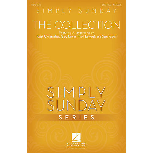 Hal Leonard Simply Sunday - The Collection CHOIRTRAX CD Arranged by Keith Christopher thumbnail