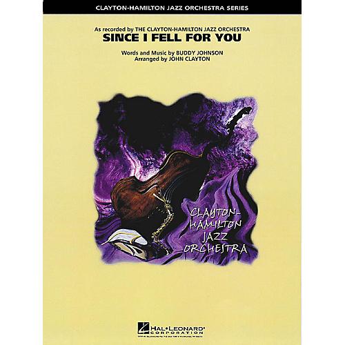 Hal Leonard Since I Fell for You Jazz Band Level 5 Arranged by John Clayton thumbnail
