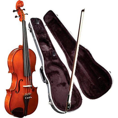 Knilling Sinfonia Violin Outfit w/ Perfection Pegs-thumbnail