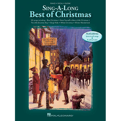 Hal Leonard Sing-A-Long: Best Of Christmas thumbnail