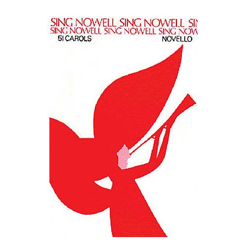 Novello Sing Nowell SATB thumbnail