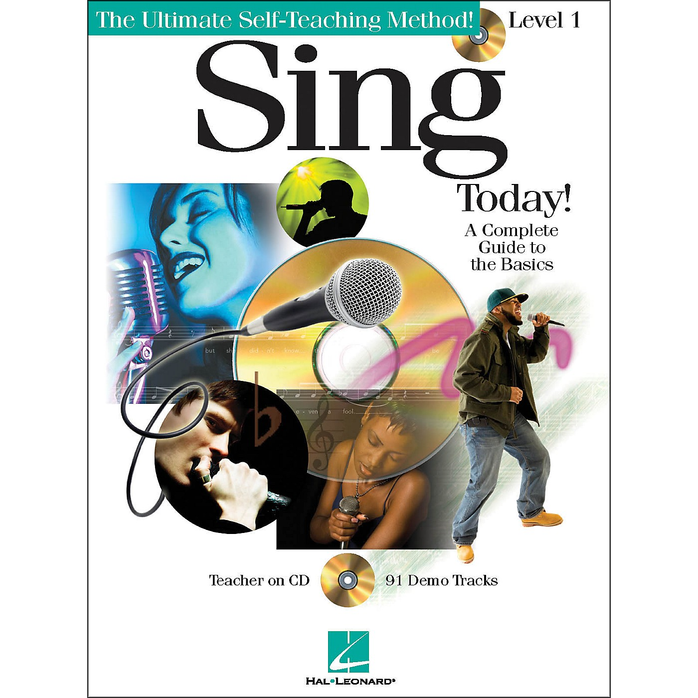 Hal Leonard Sing Today! Level One (Book/CD) thumbnail