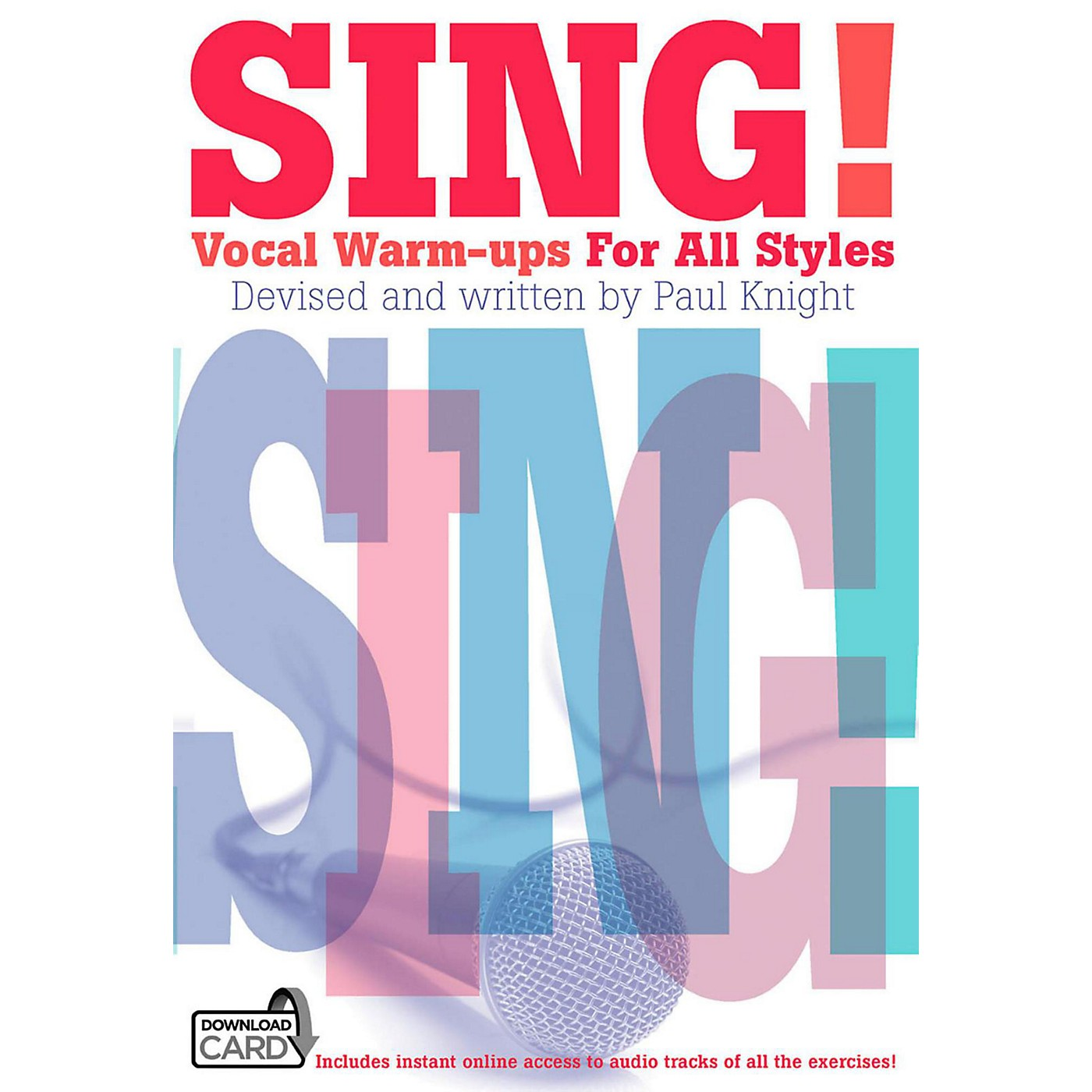 Music Sales Sing! Vocal Warm-Ups For All Styles Book/Online Audio thumbnail