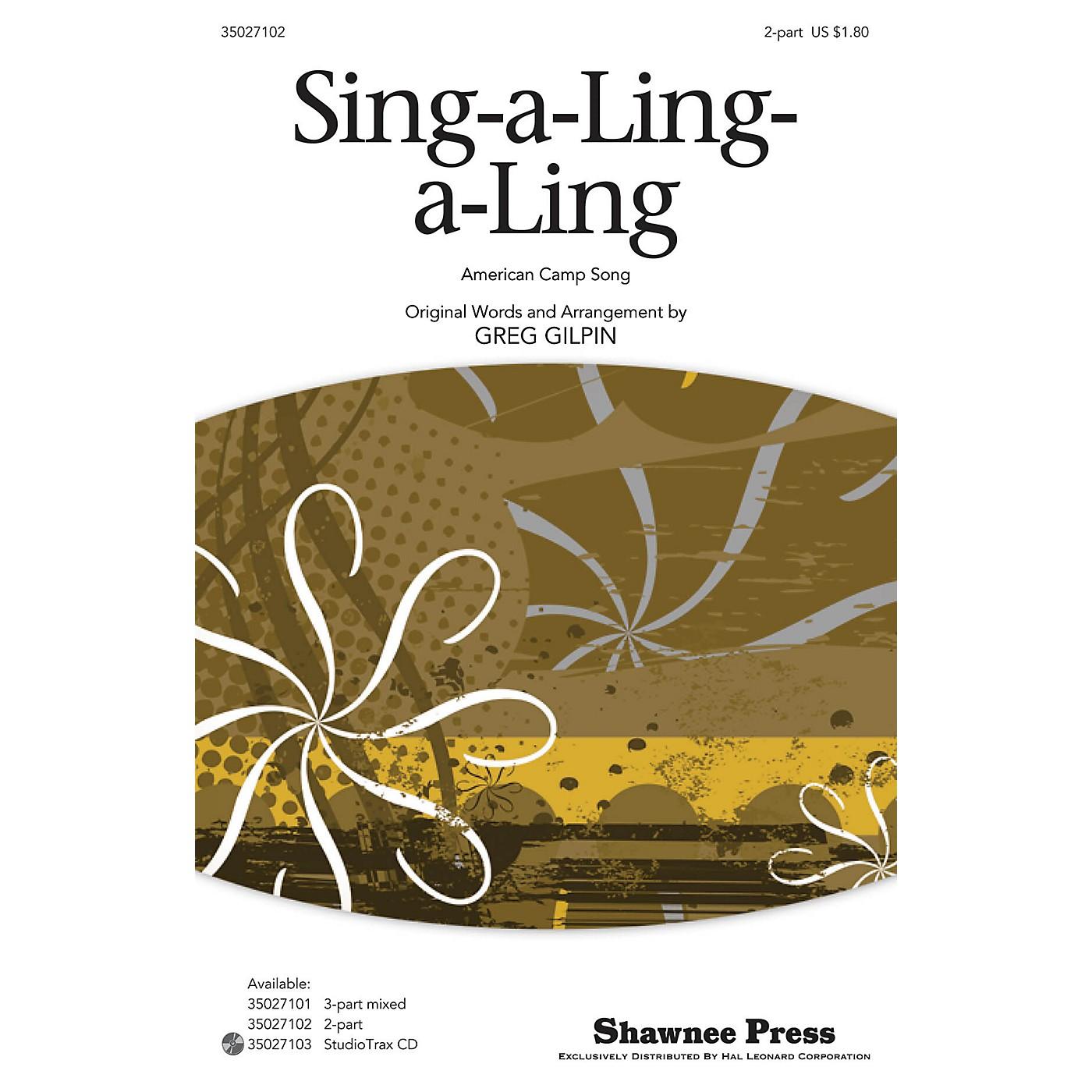 Shawnee Press Sing-a-Ling-a-Ling 2-Part thumbnail