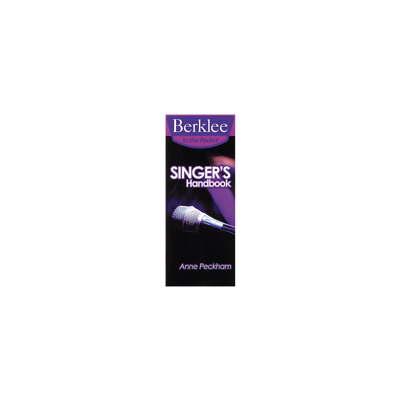 Berklee Press Singer's Handbook - 1 Hour Vocal Workout Book thumbnail
