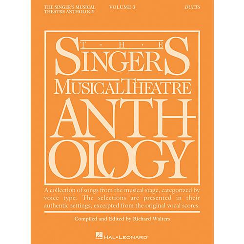 Hal Leonard Singer's Musical Theatre Anthology Duets Volume 3 thumbnail