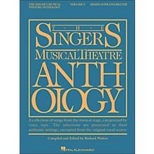 Hal Leonard Singer's Musical Theatre Anthology for Mezzo-Soprano / Belter Volume 5