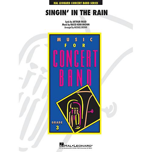 Hal Leonard Singin in the Rain thumbnail