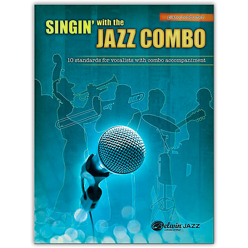 Alfred Singin' with the Jazz Combo Piano/Conductor Score Book thumbnail