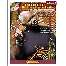 Homespun Singing In The African American Tradition Volume 2 (Book/CD Package)