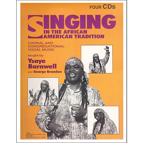 Homespun Singing In The African American Tradition thumbnail