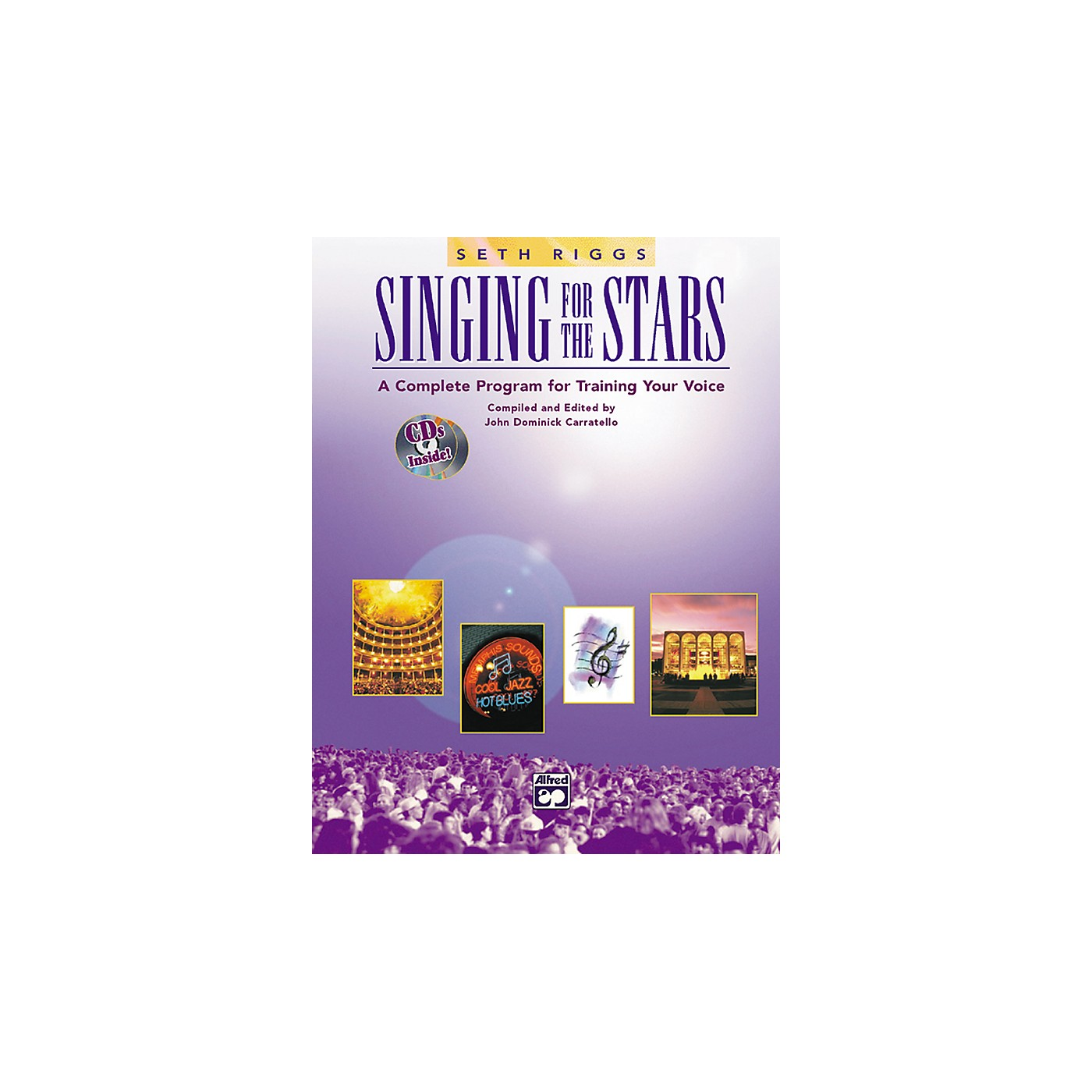 Alfred Singing for the Stars Book & 2 CDs thumbnail