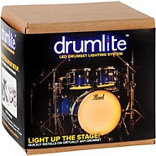 DrumLite Single LED Banded Lighting Kit for 12x9, 14x14, & 20x15 Drums
