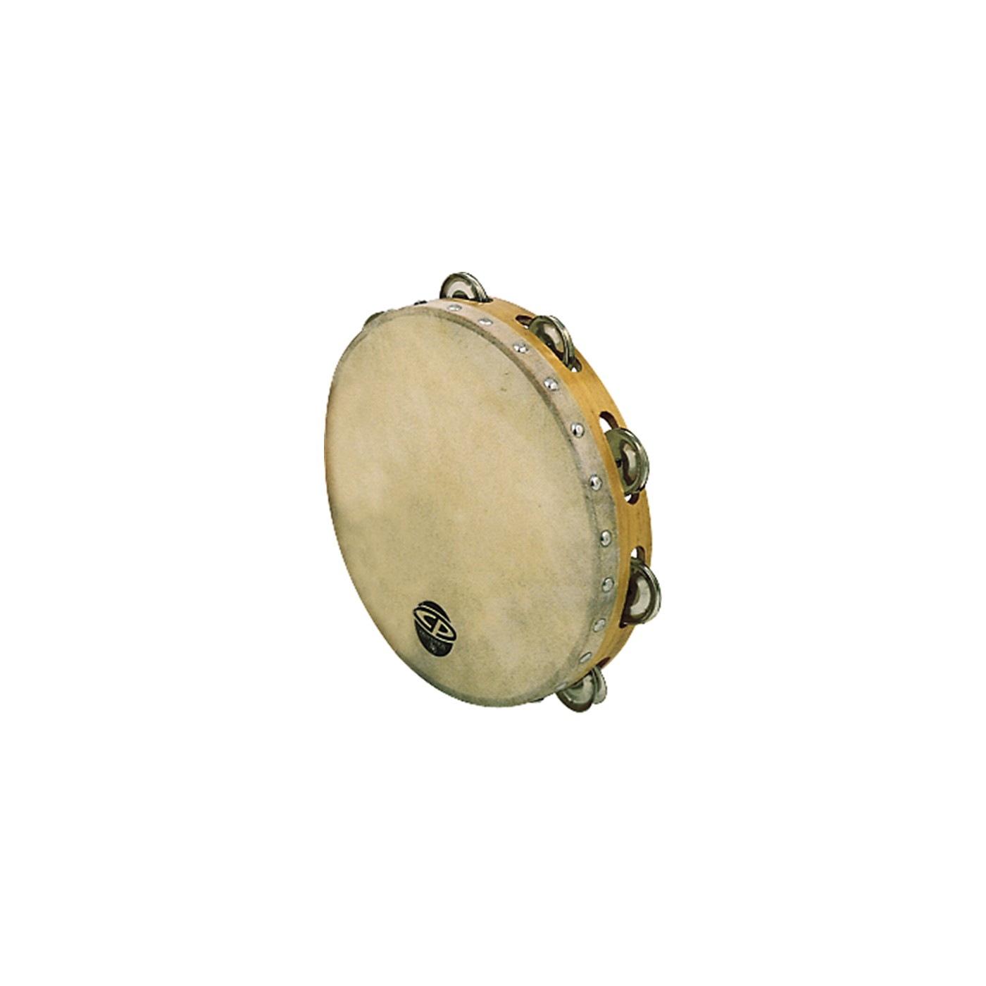 CP Single Row Tambourine thumbnail