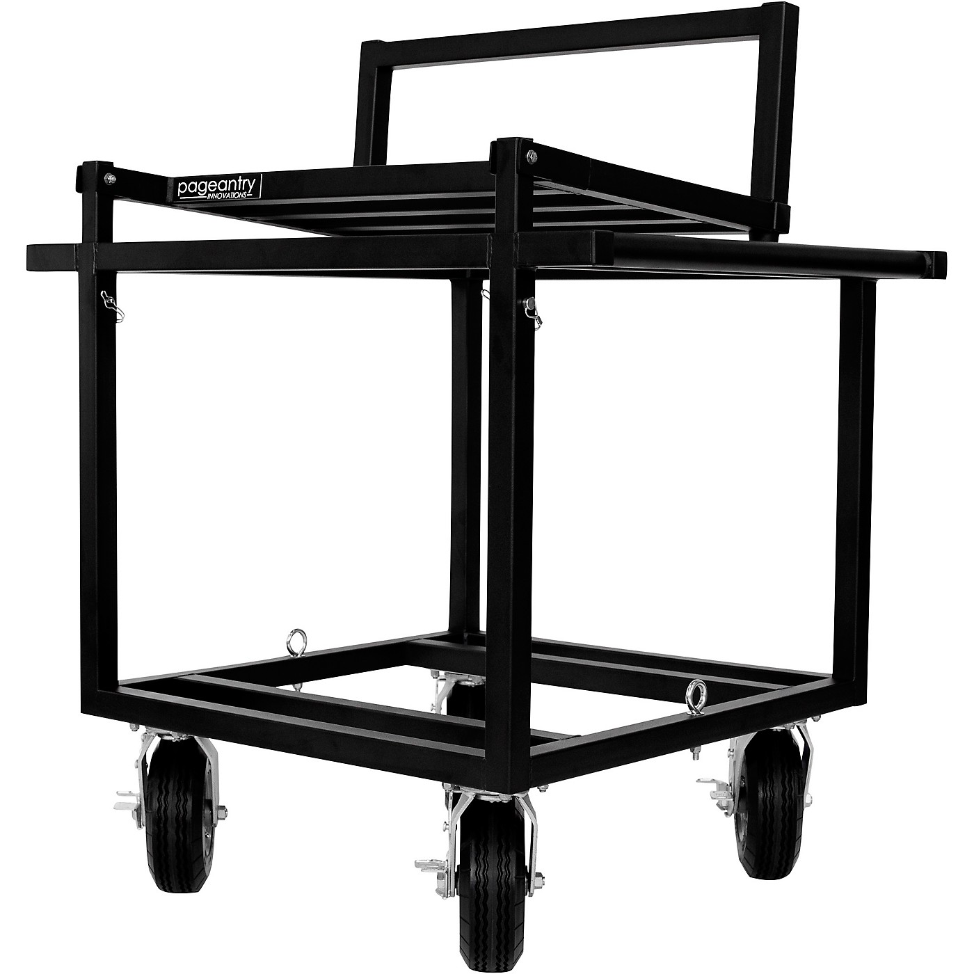 Pageantry Innovations Single Speaker Stack Cart thumbnail