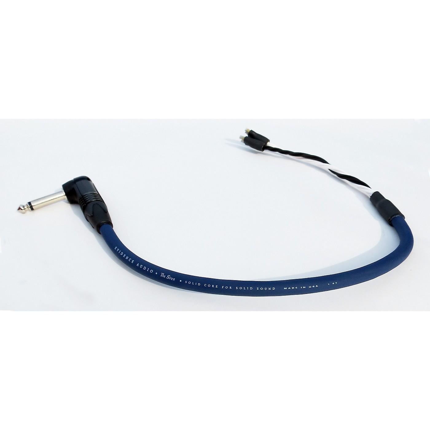 Evidence Audio Siren II Right-Angle Combo Speaker Cable thumbnail