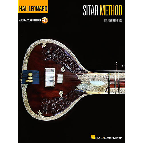 Hal Leonard Sitar Method Book/CD thumbnail