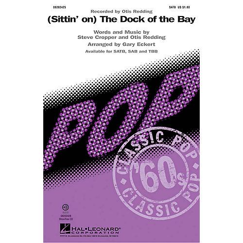 Hal Leonard (Sittin' On) The Dock of the Bay TBB by Otis Redding Arranged by Gary Eckert thumbnail