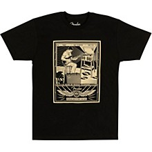 Fender Sitting Player Men's T-Shirt