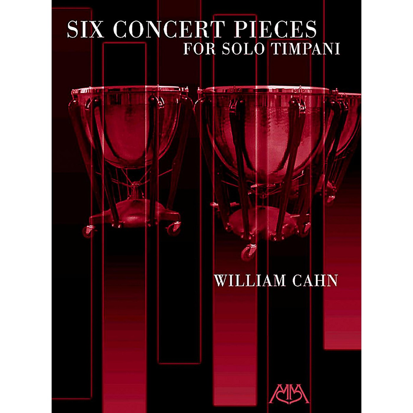 Meredith Music Six Concert Pieces For Solo Timpani thumbnail