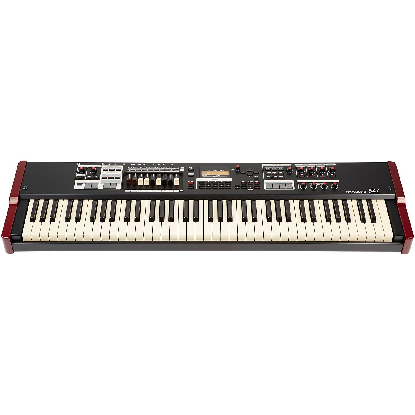 Hammond Sk1-73 73-Key Digital Stage Keyboard and Organ thumbnail