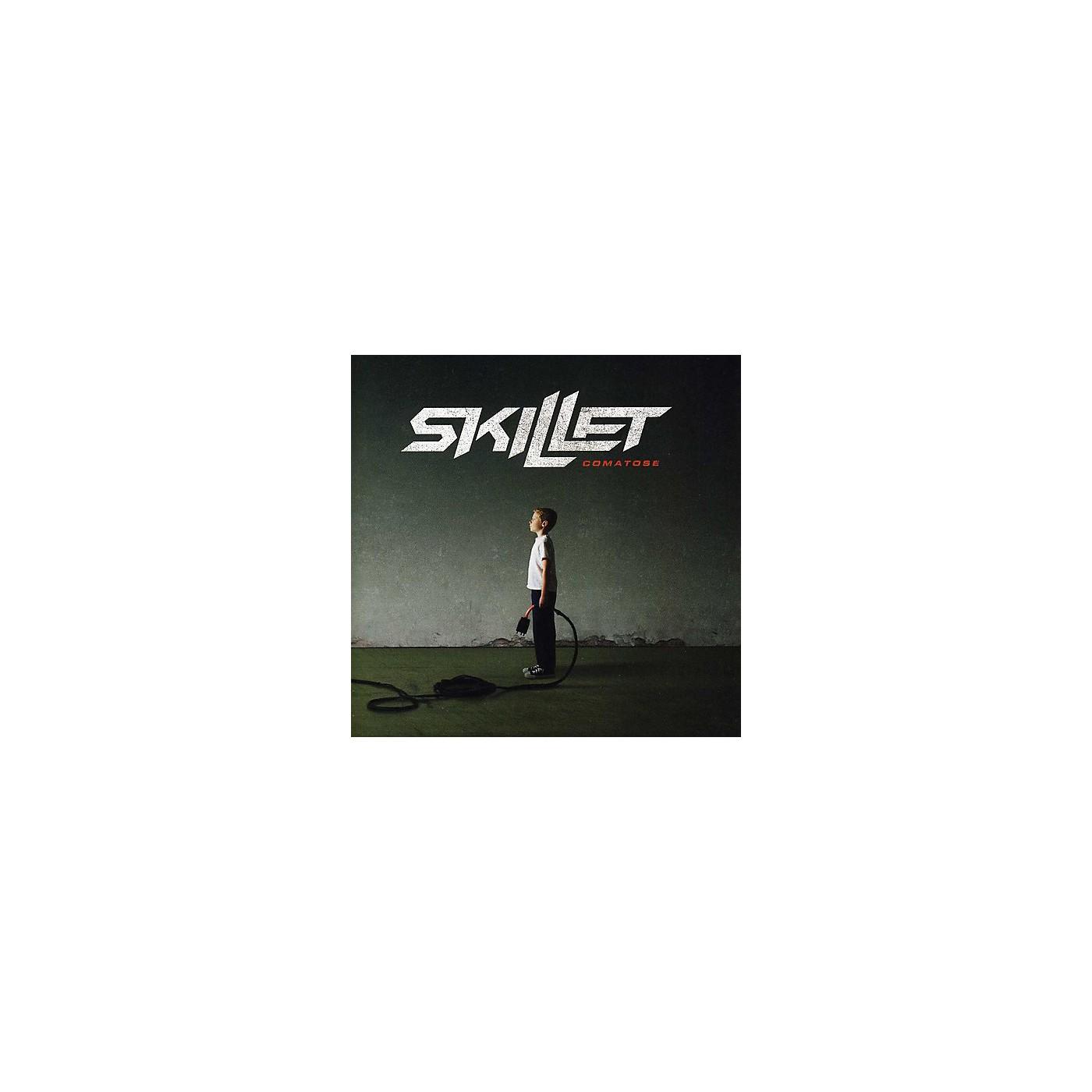 Alliance Skillet - Comatose (CD) thumbnail