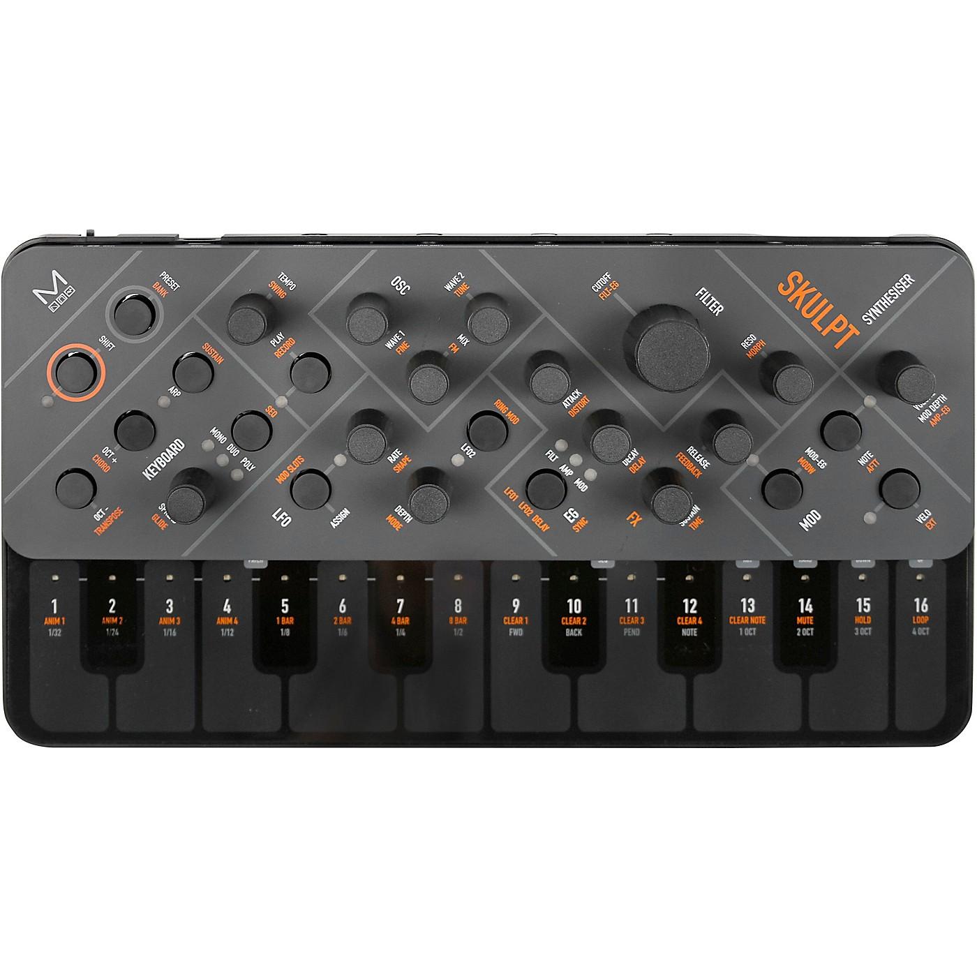 Modal Electronics Limited Skulpt 4 Voice Virtual Analog Synthesizer thumbnail