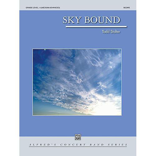 Alfred Sky Bound Concert Band Grade 4 Set thumbnail