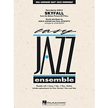 Hal Leonard Skyfall Jazz Band Level 2 by Adele Arranged by John Berry
