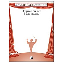 Alfred Skygazer Fanfare Concert Band Grade 1.5