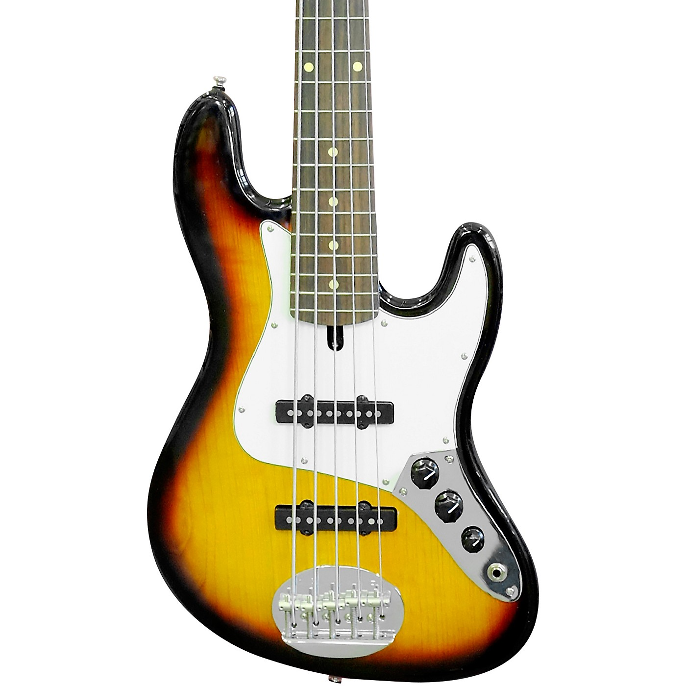 Lakland Skyline 55-60 Rosewood Fretboard 5-String Electric Bass Guitar thumbnail