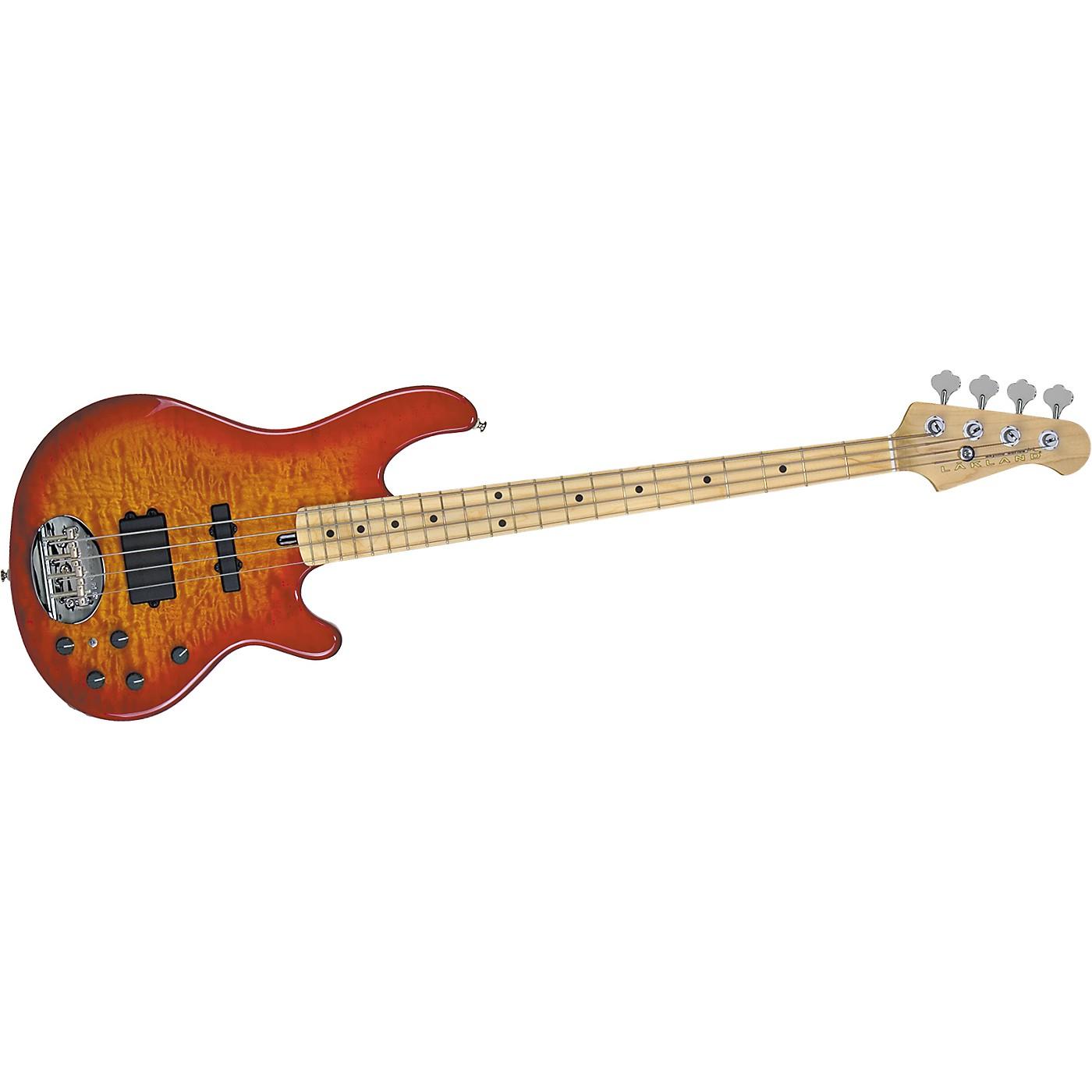 Lakland Skyline Deluxe 44-02 4-String Bass thumbnail