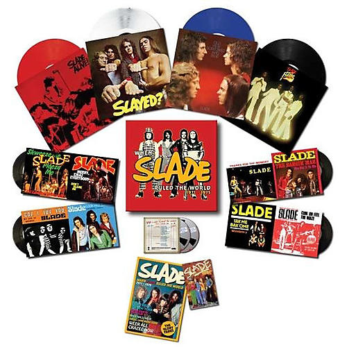 Alliance Slade - When Slade Rocked the World 1971-75 Collectors Box thumbnail