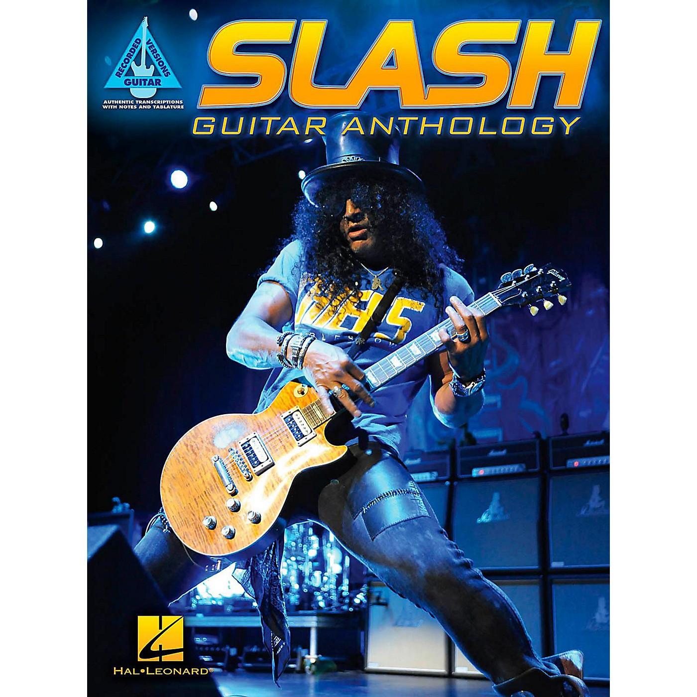 Hal Leonard Slash - Guitar Anthology Guitar Tab Songbook thumbnail