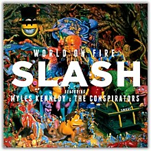 Slash - World On Fire (feat. Myles Kennedy & The Conspirators) Vinyl LP