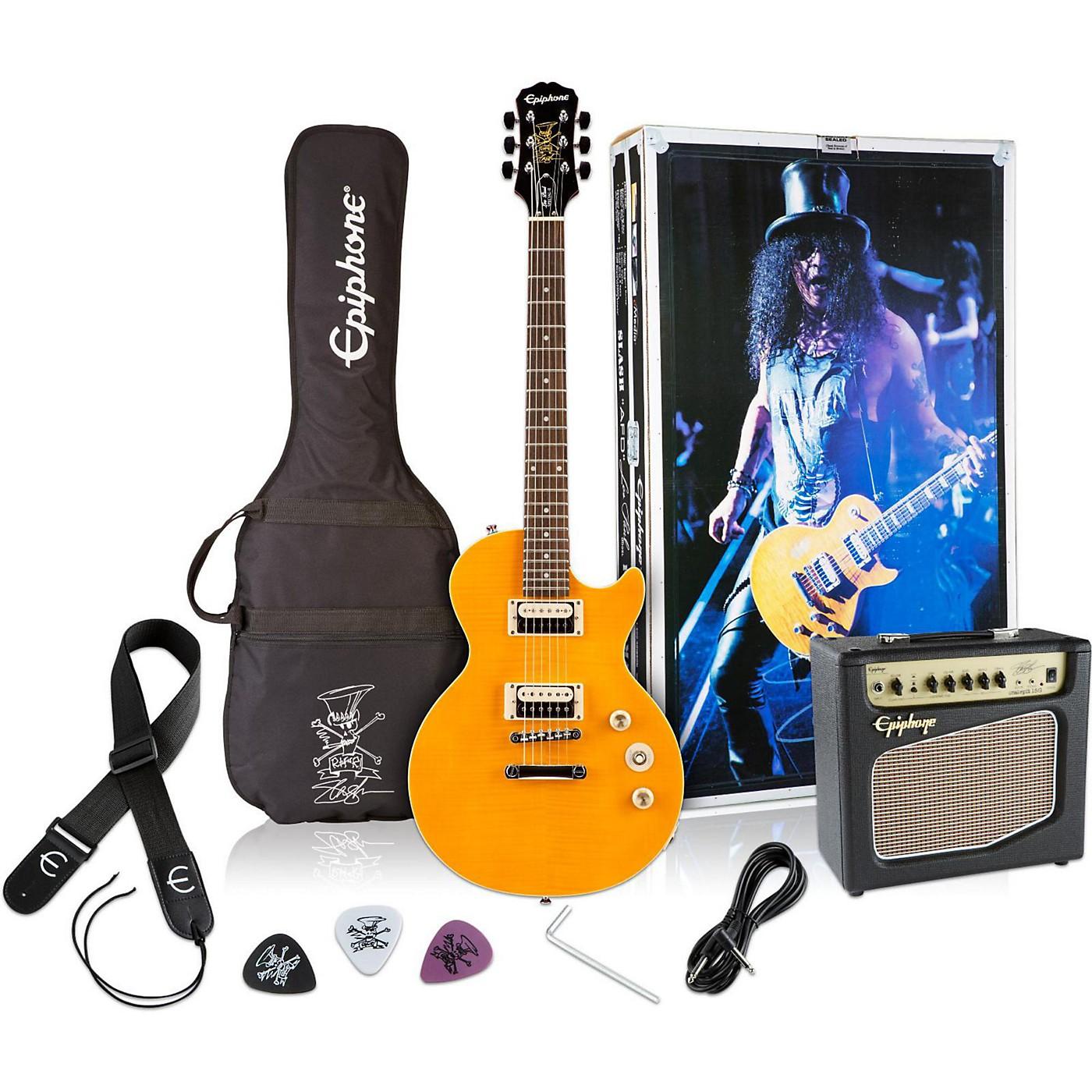 Epiphone Slash Appetite Les Paul Special-II Electric Guitar Performance Pack thumbnail