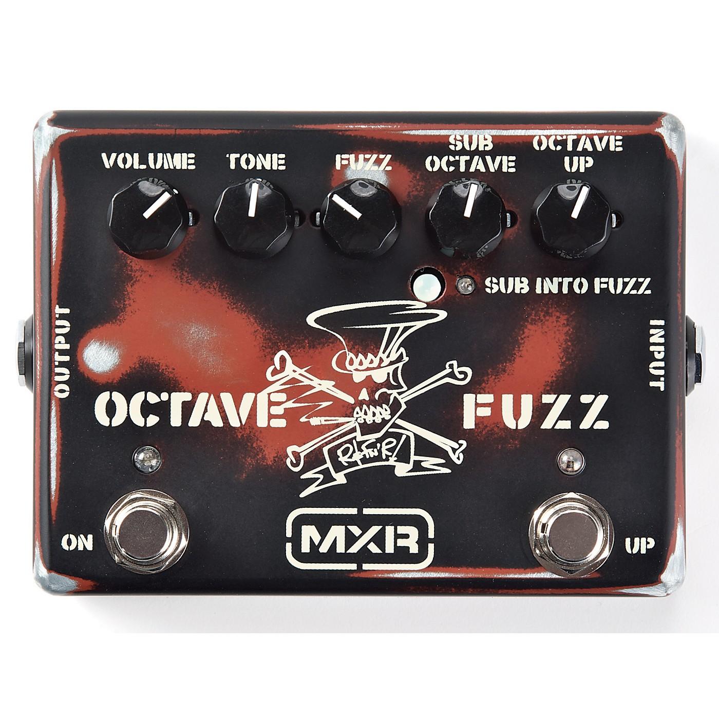 Dunlop Slash Octave Fuzz Guitar Effects Pedal thumbnail