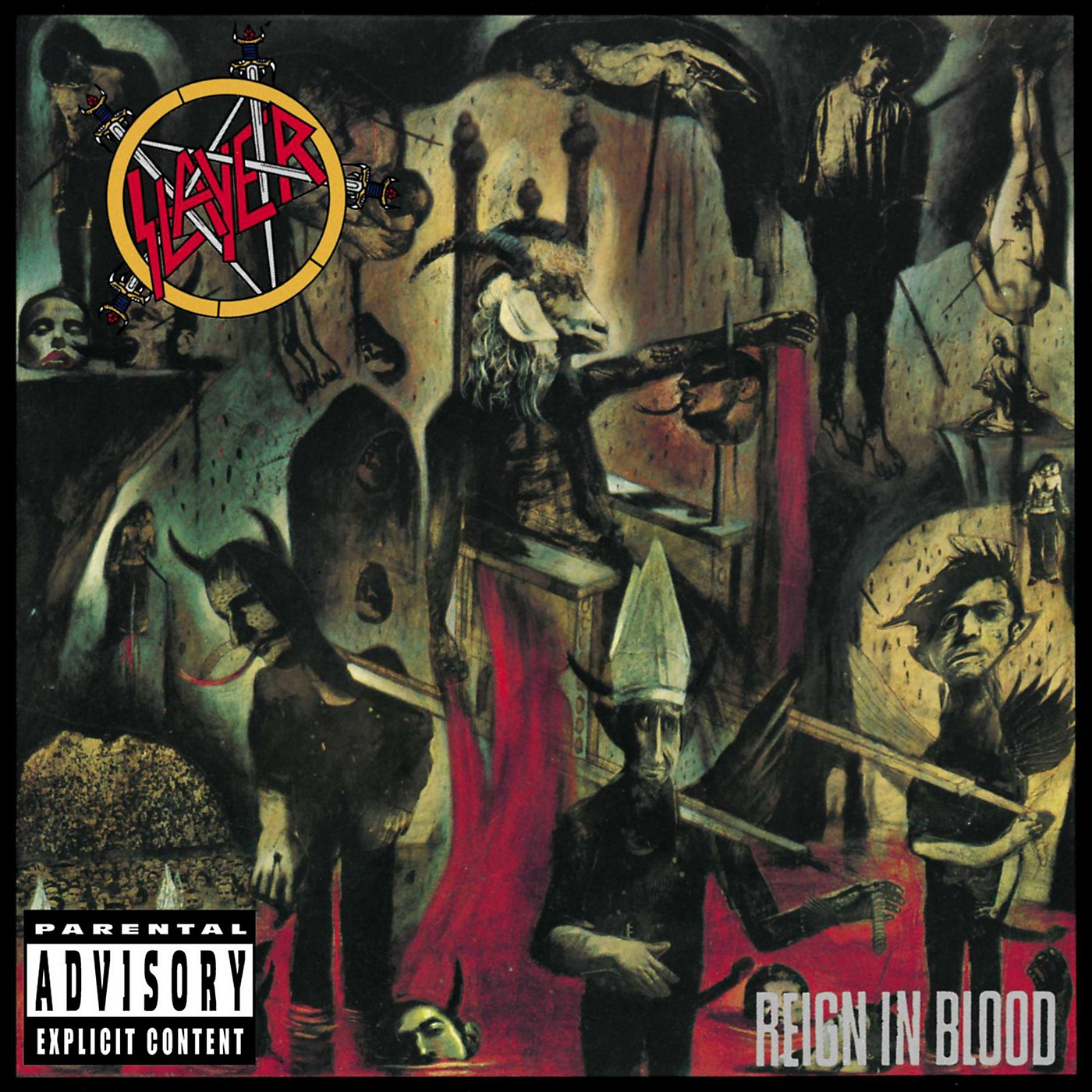 Universal Music Group Slayer - Reign In Blood thumbnail