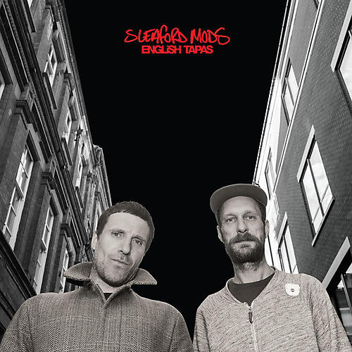 Alliance Sleaford Mods - English Tapas thumbnail