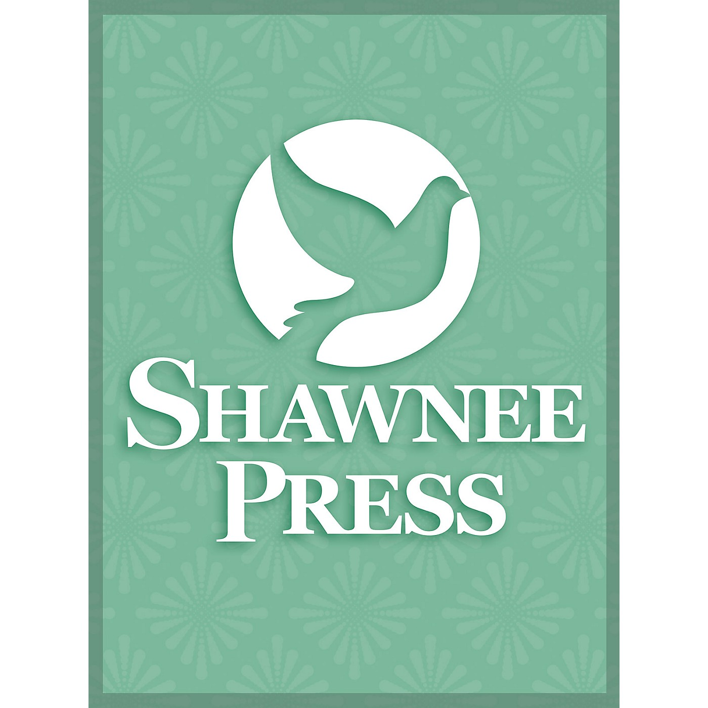Shawnee Press Sleep, Little Jesus SATB Composed by R. Preston thumbnail