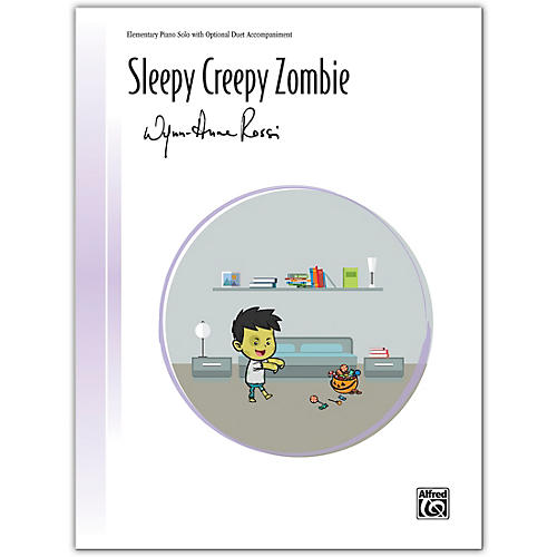 Alfred Sleepy Creepy Zombie Elementary thumbnail