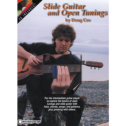 Centerstream Publishing Slide Guitar and Open Tunings Book/CD thumbnail