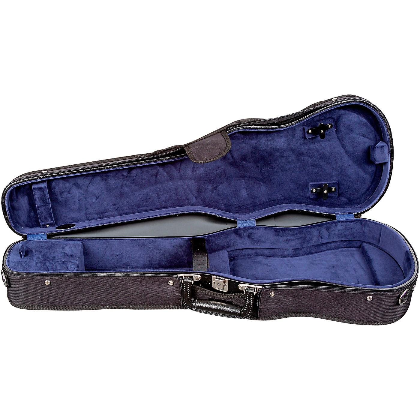 Bobelock Slim Shaped Woodshell Suspension Violin Case thumbnail