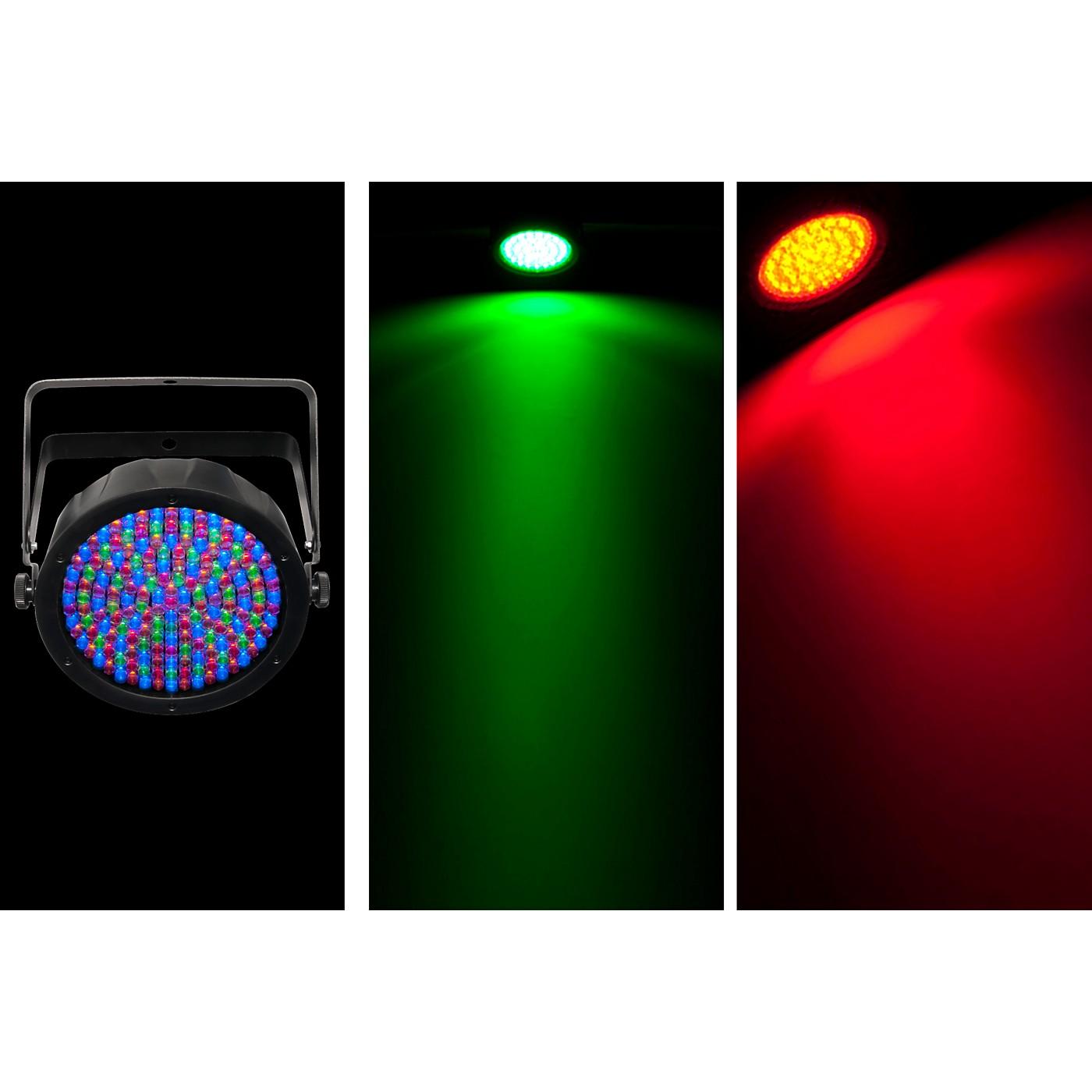 CHAUVET DJ SlimPAR 64 RGBA LED Par Can Wash Light thumbnail