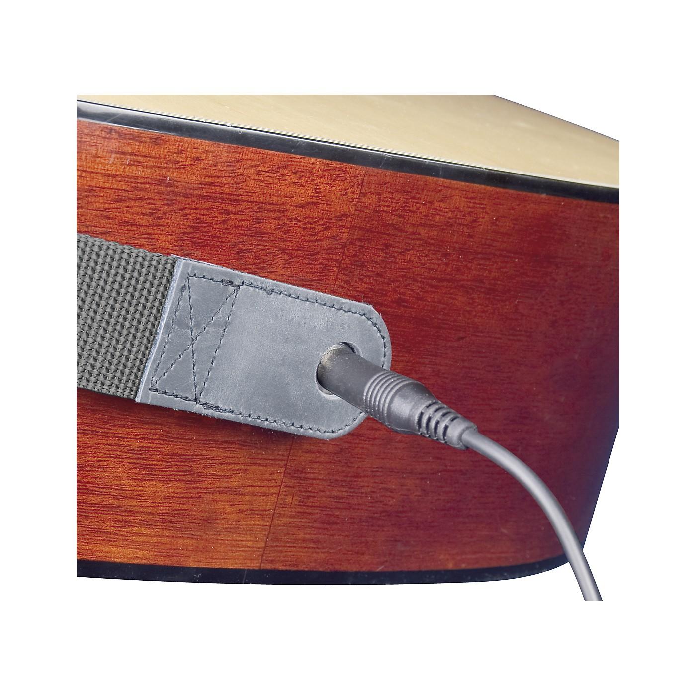 Neotech Slimline Acoustic Guitar Strap - End Pin Jack Version Long thumbnail