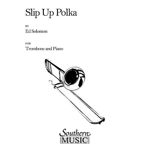 Southern Slip Up Polka (Trombone) Southern Music Series Composed by Edward Solomon thumbnail