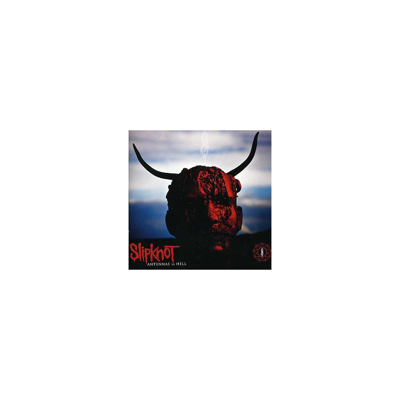 Alliance Slipknot - Antennas To Hell (CD) thumbnail