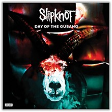 Slipknot - Day Of The Gusamo [DVD/3LP][Jax Red Vinyl]