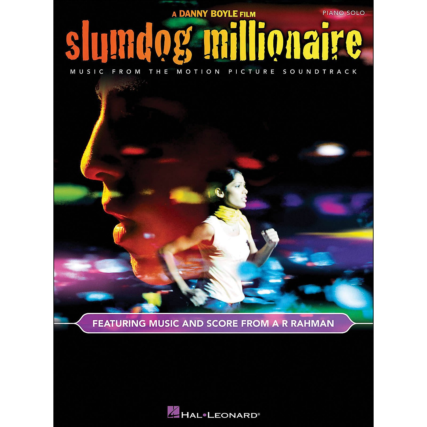 Hal Leonard Slumdog Millionaire - Music From The Motion Picture Soundtrack arranged for piano, vocal, and guitar (P/V/G) thumbnail